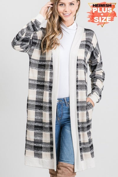 Keep You In Check Cardigan