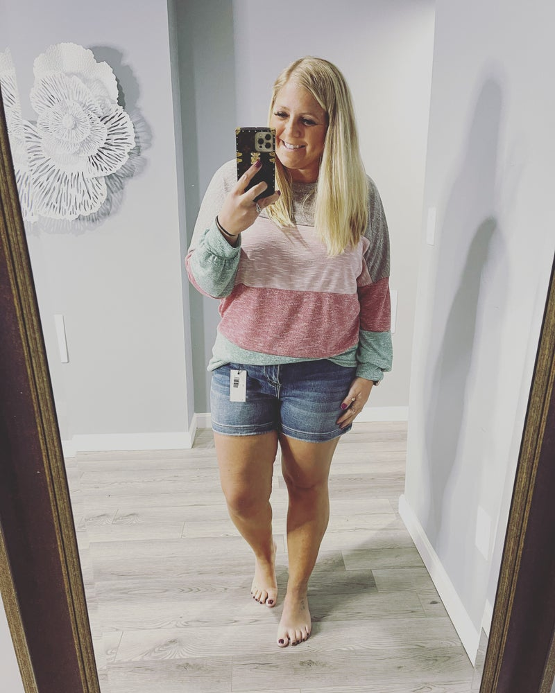 Judy Blue No Cuff Shorts