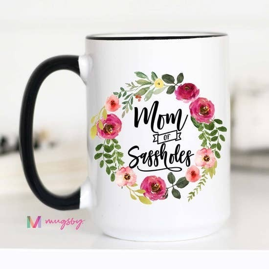 Quotable Fun Mug 15 oz