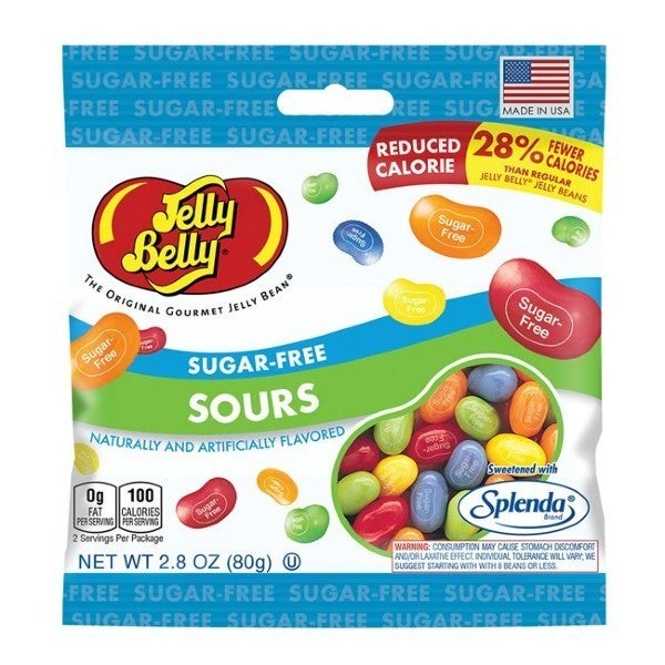 Sugar Free Sour Belly Beans