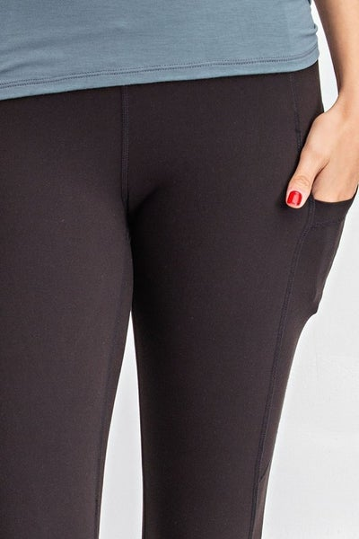 Pocket Perfect Capri Leggings