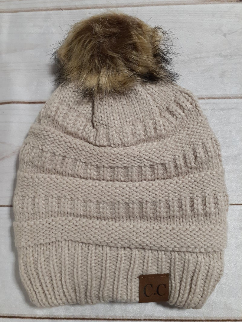 CC Pom Hats