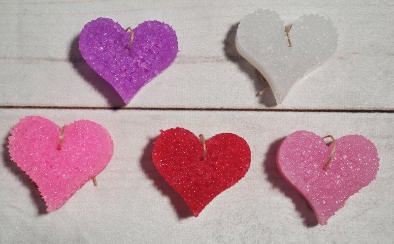 Mini Heart Freshies