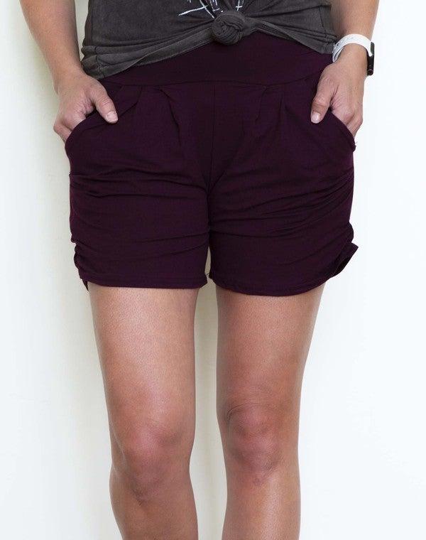 Cozy Dream Harem Shorts