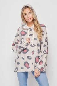 Leopard Love Hoodie