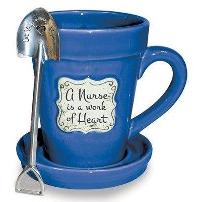 Flower Pot Mug