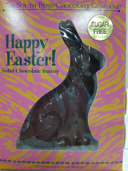 Sugar Free Milk Chocolate Bunny