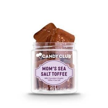 Mom's Sea Salt Toffee