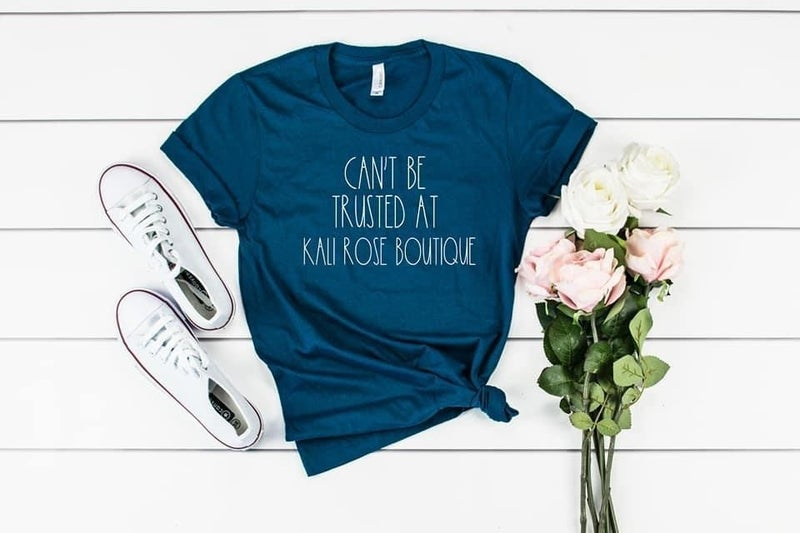 Cant be trust at Kali rose boutique