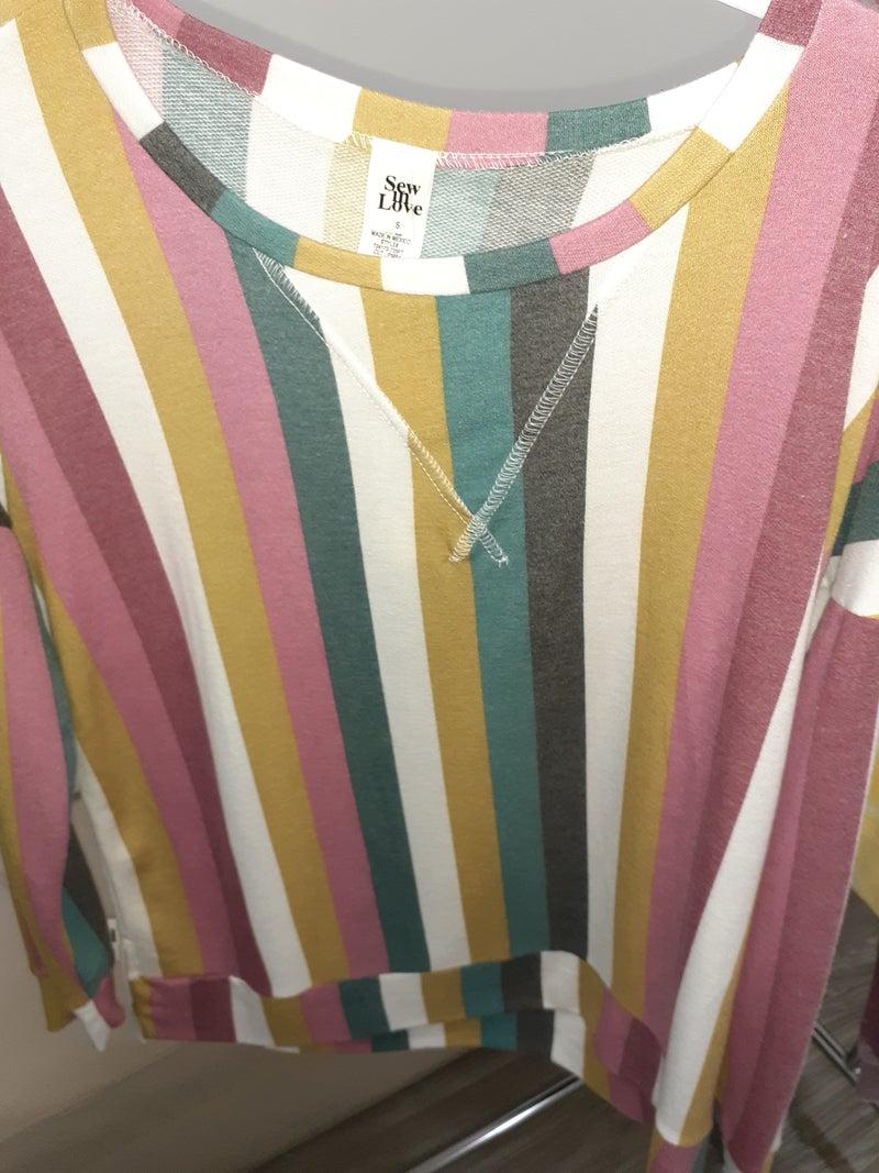 Sew In Love LA Stripes