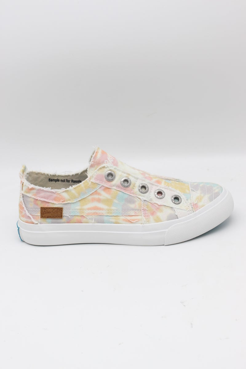 Babydoll Tie Dye Play Blowfish Sneaker