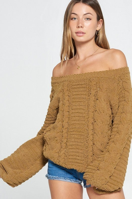 Shake It Off Sweater