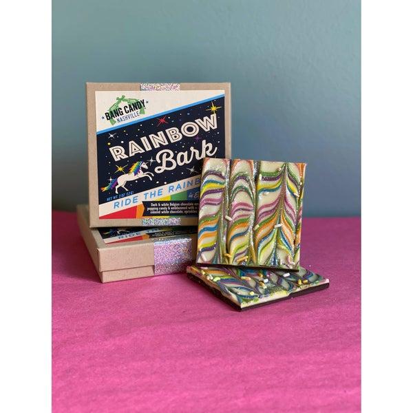 Rainbow Bark Box