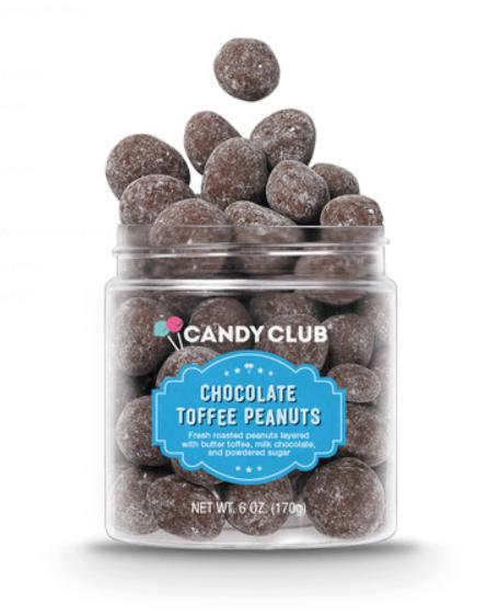 Chocolate Toffee Peanuts