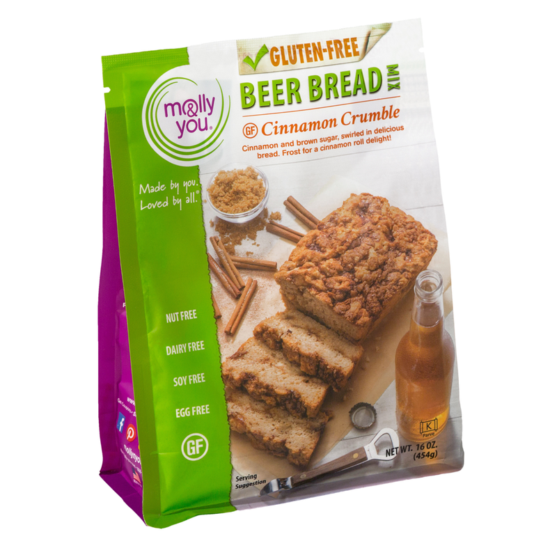 Gluten Free Premium Beer Bread Mix