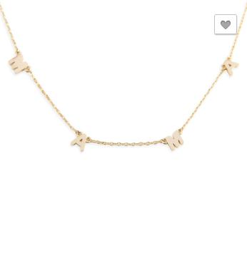 Mama Mine Necklace
