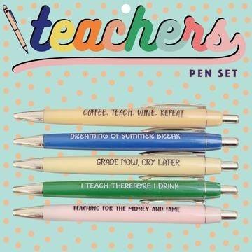 Novelty Pen Sets