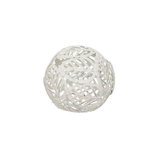 Metal Leaf Ball