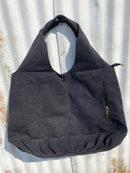 Journee Black Tote Bag