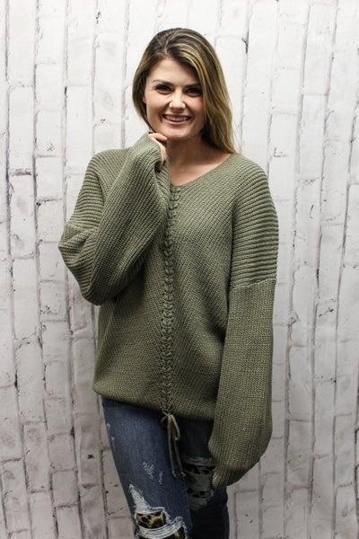 Live In Harmony Sweater