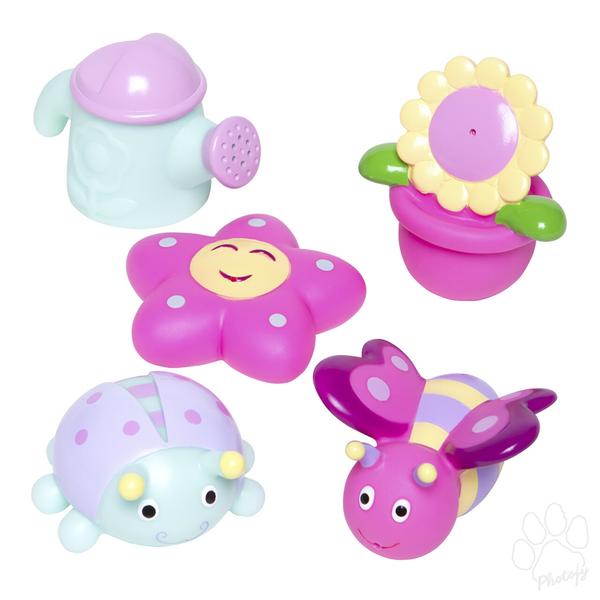 Bath Toys Squirt Set