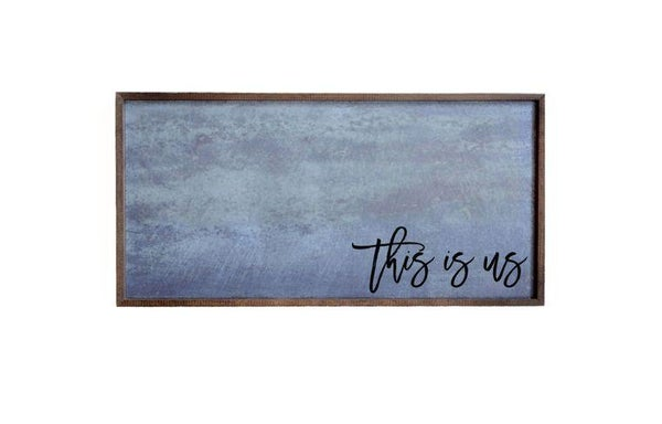 This Is Us Magnetic Board