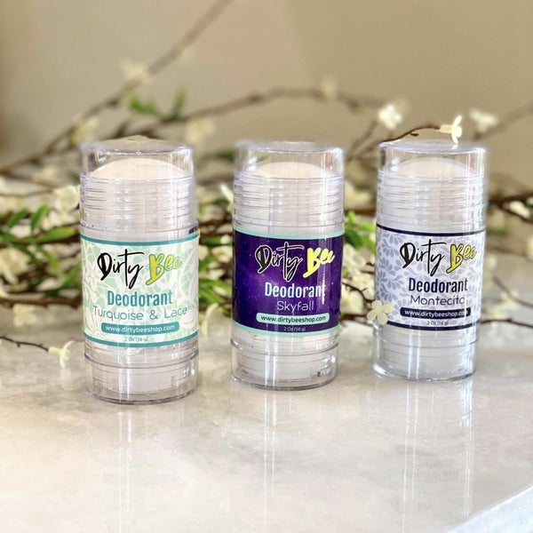 Dirty Bee Roll On Deodorant