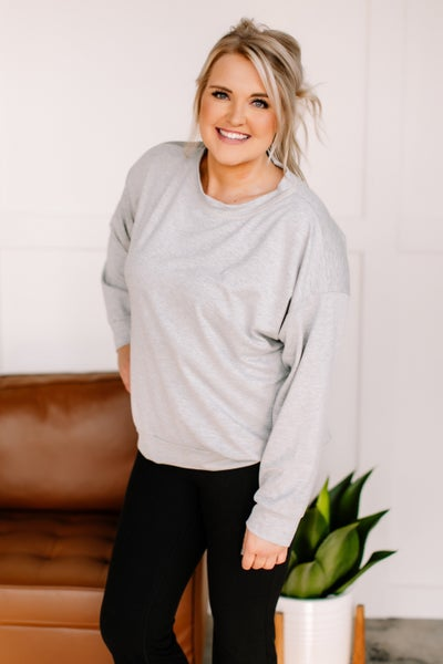 Good Things To Come Loungewear Top