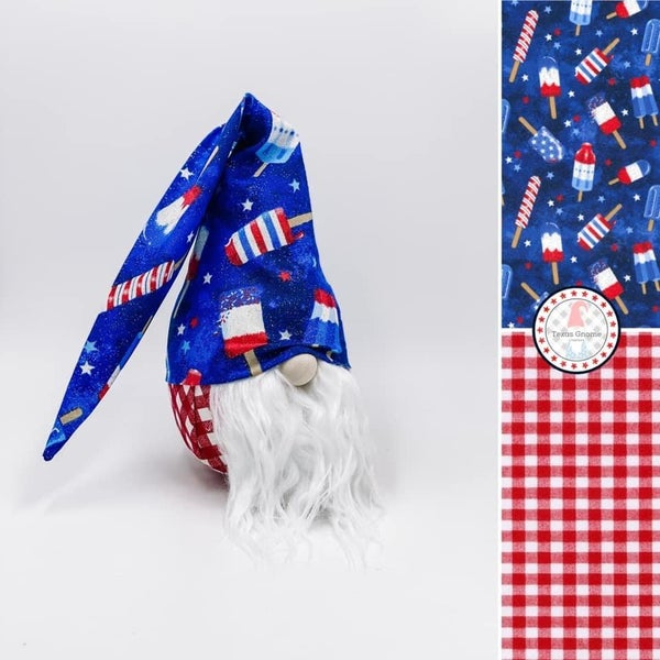 Americana Popsicles Gnome