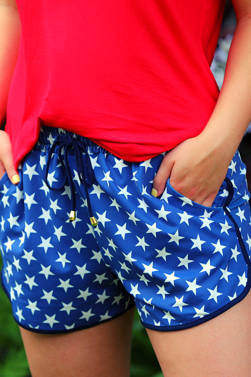 I'm Seeing Stars Everyday Shorts