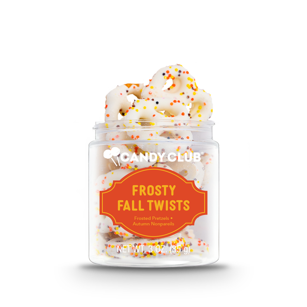 Candy Club Autumn Collection: Frosty Fall Twists