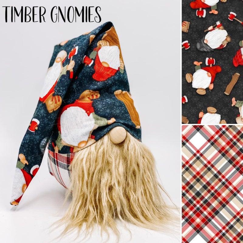 Winter Holiday Gnomes