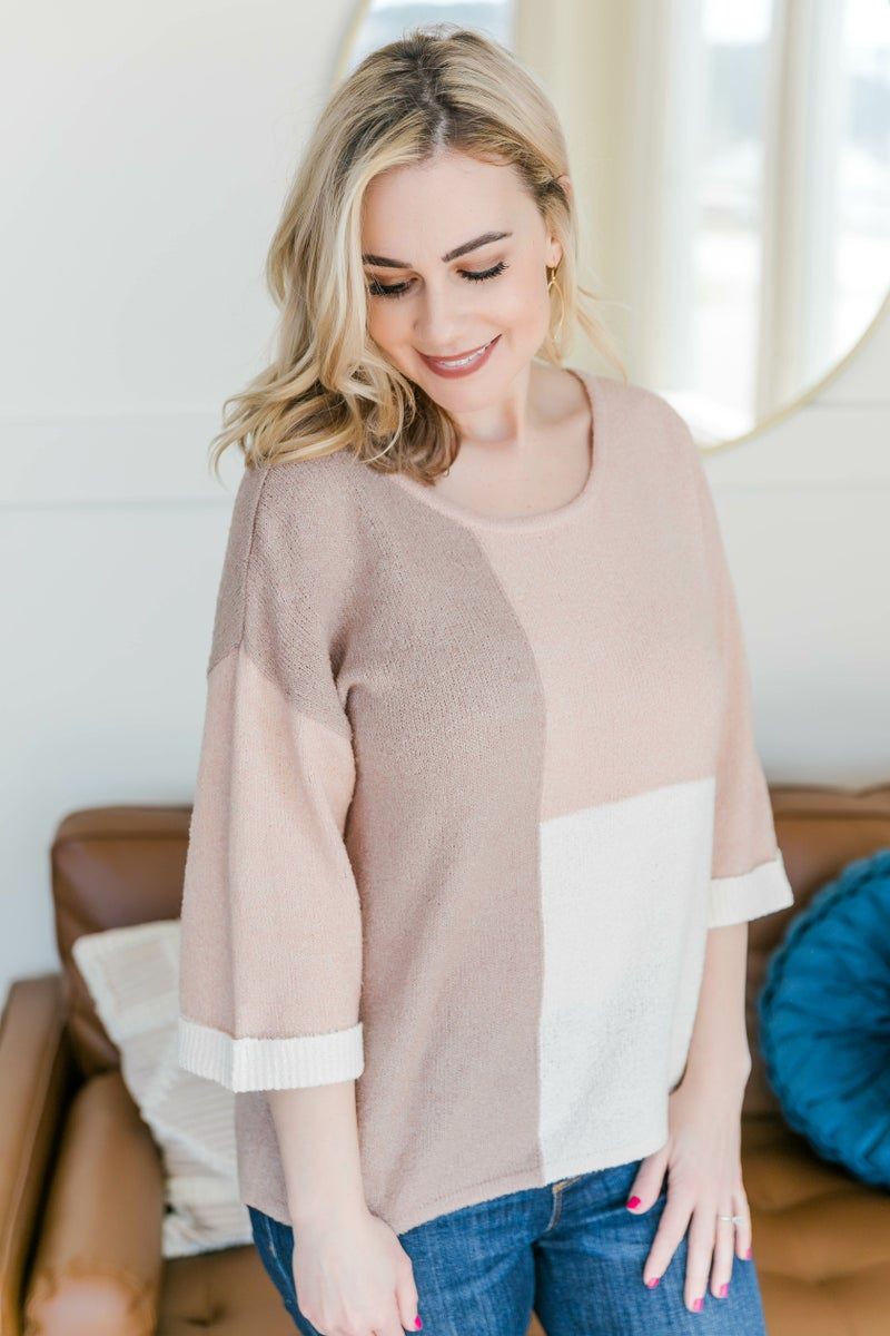 Color Me Beautiful Summer Sweater