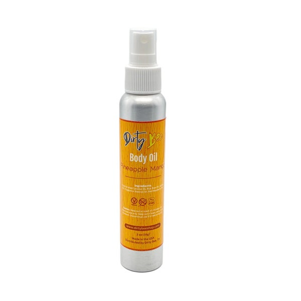 Dirty Bee Body Oil Preorder