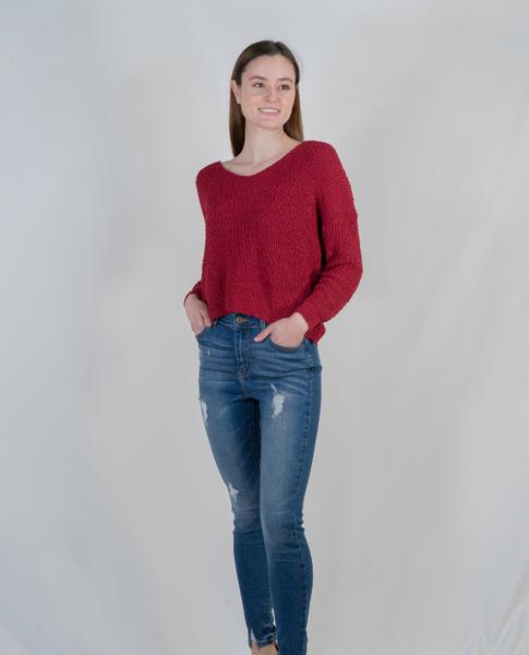 Knit So Basic Sweater