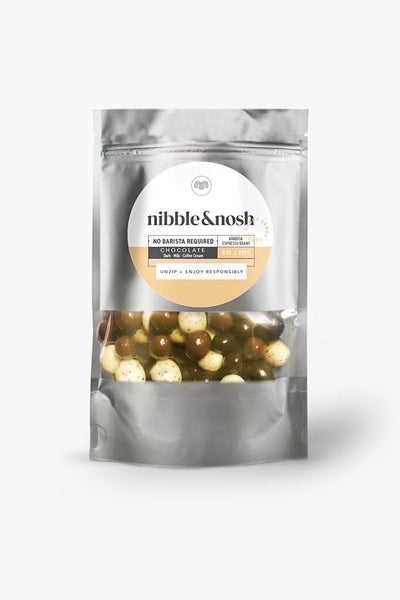 No Barista Required Chocolate Covered Espresso Beans