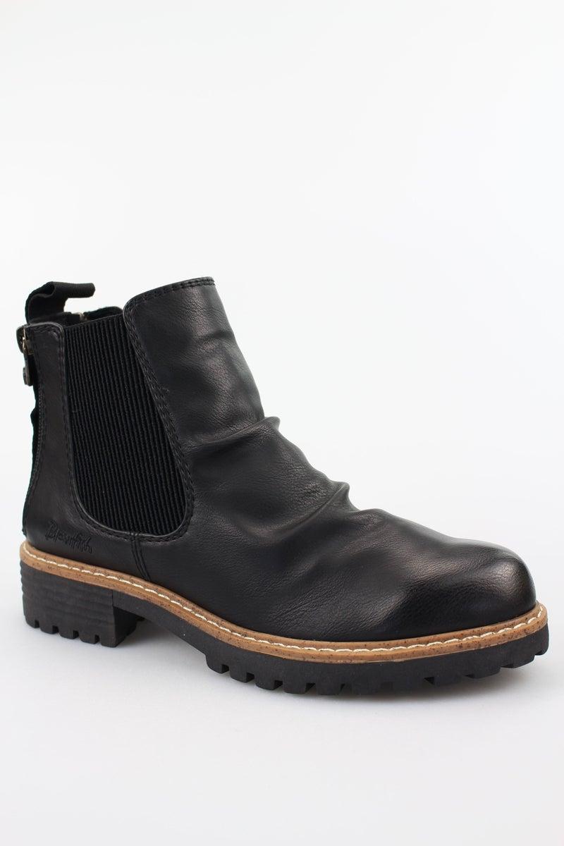 Blowfish Redsen Boots in Black