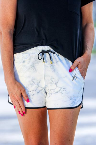 Marble Everyday Shorts