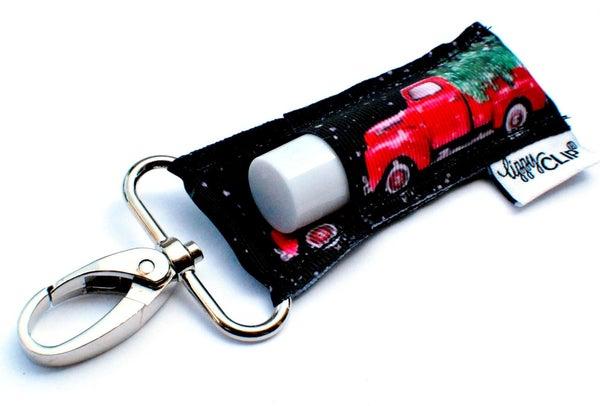 Christmas Truck Lippy Clip