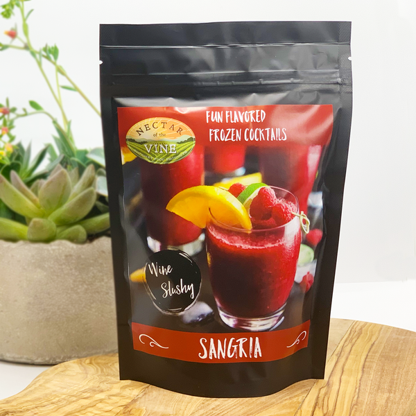 Nectar of the Vine Sangria Wine Slushy Mix