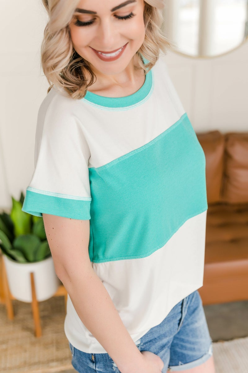 Made For Jade Top