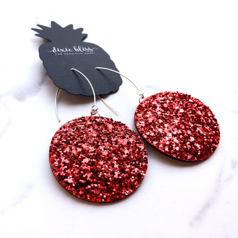 Scarlet Vegas Earrings