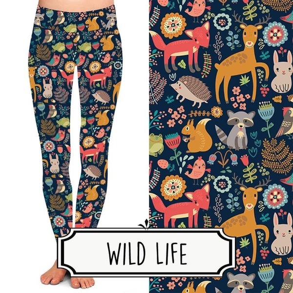Wild Life Leggings