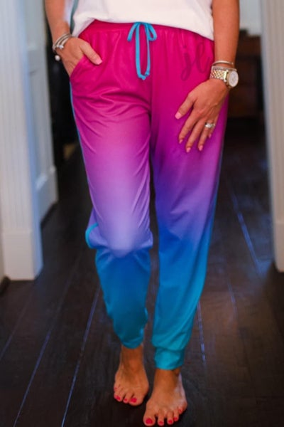 Ombre Everyday Joggers