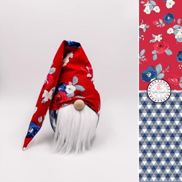 Liberty Floral Boy Gnome