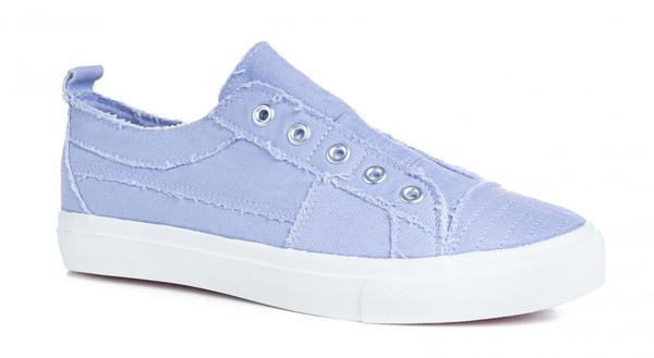 Lilac Babalu Slip On Sneaker