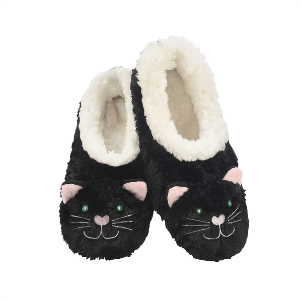 Toddler Kid's Furry Pals Snoozies Slippers