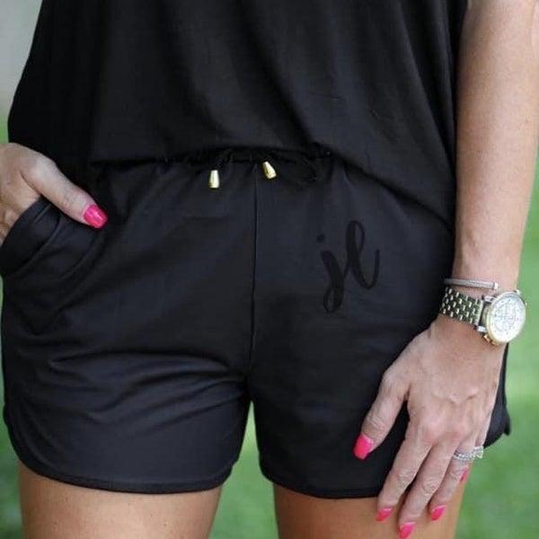 Black Everyday Shorts