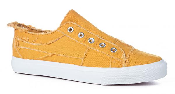 Corky's Babalu Sneaker in Mustard