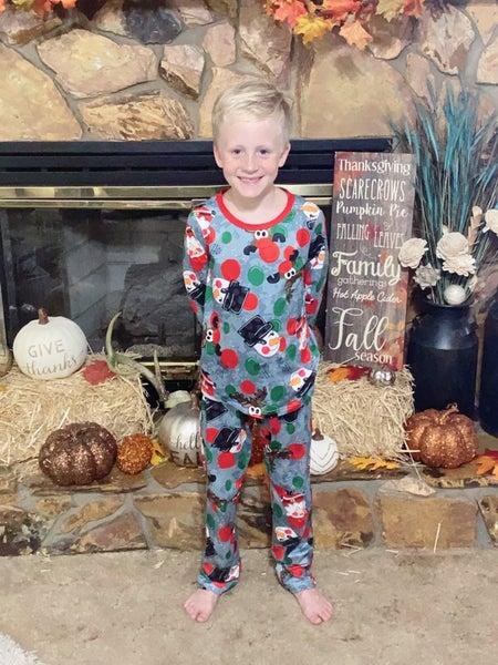 Kids Holiday Pajamas Preorder